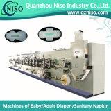 Quanzhou Estable Sanitaria máquina semiautomática de toallas con SGS (HY400)