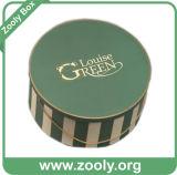 ハンドル/円形のネスティング帽子ボックスが付いている普及した円形のギフト用の箱