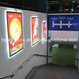 Panel magnetico Slim Light Box per Advertizing