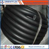 Manguito de alta temperatura de goma flexible del agua de 4 pulgadas