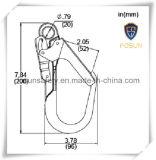 Gancho de leva rápido de los accesorios del harness de seguridad (G9126)