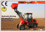 CE Approved 1 Ton Loading Mini Loader Er10 с Euroiii Engine