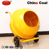 Carriola-Style mobile Mini Cement Mixer di Electrical con 120L Polydrum e Solid Frame