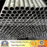 Tubulações de aço recozidas pretas estruturais do carbono da boa qualidade