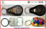 De Sleutelringen van Keychains van het Metaal van de Herinnering van de douane