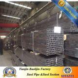 Pipe d'acier du carbone pour la structure métallique