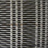 鉱山(工場)のための振動スクリーンの網かひだを付けられた金網