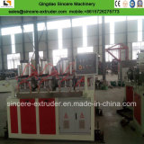 Maquinaria Crusting da produção do painel da espuma da superfície de madeira do PVC do plástico