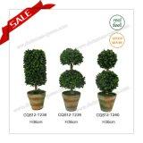Заводы баков валов Topiary самого последнего типа декоративные искусственние