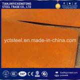 Plaque en acier résistante Corten de temps une plaque 10mm laminée à chaud