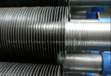 Tubo de aleta de acero de Stainess - tipo cambiador de G de calor de 304/304L/316/Copper