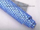 Acoplamiento adhesivo de la etiqueta engomada del traspaso térmico del rectángulo del arreglo del rectángulo caliente cristalino de cristal del acoplamiento (TM-239 Squre los 24*40cm)