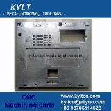Pièces de usinage de commande numérique par ordinateur d'alliage de magnésium d'OEM de la Chine