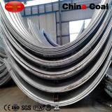 Arco ondulado da tubulação de aço da sargeta ondulada do metal