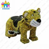 Flush Zippy Tiger Electric Riding Animal Toy Rides Car da vendere