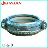 Accessorio per tubi Grooved galvanizzato per il sistema di spruzzatore di fuoco con le certificazioni del Ce dell'UL di FM