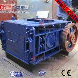 Tipo del motor de la CA Doble trituradora de rodillo teethed para la explotación minera