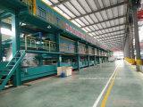 Maschine des Farben-Beschichtung-Stahls und des Aluminiums, Farben-Drucken-Zeile