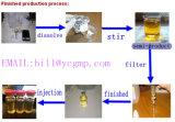 Vloeibare Anabole Mengsel van de Test van Steroïden/Sustanon 250 voor Bodybuilding
