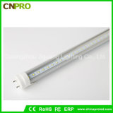 Indicatori luminosi di riserva 1.5m del tubo dell'indicatore luminoso T8 1500mm LED del tubo di qualità LED della Cina