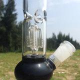 De fantastische Nieuwe Zwarte Rokende Pijpen van het Water van het Glas van de Pompoen (S-GB-268)