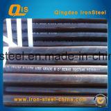 Труба из черного металла безшовной стали углерода горячей завальцовкой