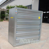 Ventilador de la ventilación montada en la pared de China para las casas de las aves de corral