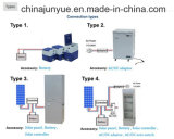 CE Upright Style Refrigerator 210L di CC 12V 24V