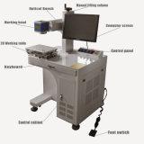 Máquina de marcação a laser de fibra óptica econômica de melhor qualidade 10W