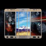 Oro Frame Screen Protection Film para Samsung Galaxy J7