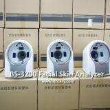 Портативная машина увеличителя анализатора кожи анализатора BS-3200 кожи и волос цифров Boxy