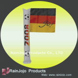 Advertizing gonflable Cheering Sticks avec Flag