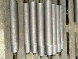 Rotor et turbine de graphite d'élément de décarburation pour le moulage d'aluminium