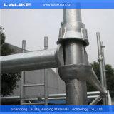 Système durable sûr d'échafaudage de Cuplock pour la construction