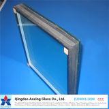 vidro temperado 6+9A+6 dobro/vidro de folha isolado desobstruído