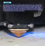 Máquina de corte láser de CO2 para el logotipo de la película protectora de corte con alta calidad