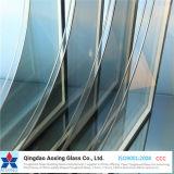 vidrio de hoja aislado de cristal 6+9A+6/claro endurecido doble