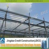 """Construction légère d'usine de structure métallique des panneaux """"sandwich"""" d'ENV Q235"""