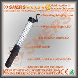 Nachladbare 60 Taschenlampe des LED-Arbeitslicht-9 LED