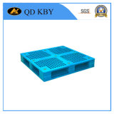 do uso forte do armazenamento de 27# 1200X1200 4-Way pálete plástica para industrial