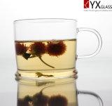 Single-Wall Glascup des tee-350ml/Glastee-Becher/Glaskaffeetasse/Glaskaffeetasse