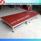 Этап алюминиевого сплава этапа легкой пользы Moving складывая