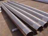 schermo del tubo del pozzo d'acqua dell'acciaio inossidabile del collegare di forma di v di 8inch Johnson