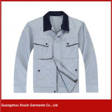 Guangzhou OEM Cheap Price Work Uniform Factory Fabricante (W165)