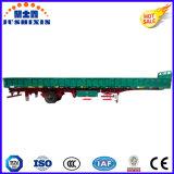 베스트셀러 단 하나 차축에 의하여 둘러싸이는 측벽 또는 하락 측 또는 담 Utiltiy 트럭 트랙터-트레일러