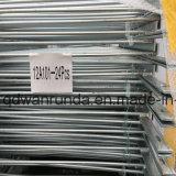 Barriera d'acciaio galvanizzata rigida di traffico di buona qualità
