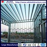 La meilleure construction d'entrepôt de structure métallique de lumière de méthodes