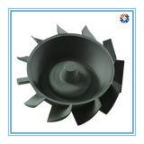 Il radiatore di alluminio vicino elaborare della pressofusione