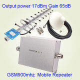 Mini GSM van de Repeater DuplexSignaal Hulp2g GSM900 China Manufactory