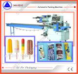 Máquina del embalaje automático del polo de hielo Swa-450